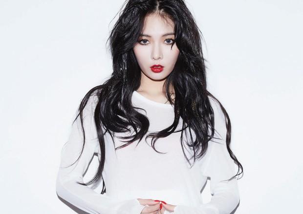 Hyuna chính thức rời CUBE sau 1 tháng cân nhắc, giá cổ phiếu CUBE giảm - Ảnh 1.