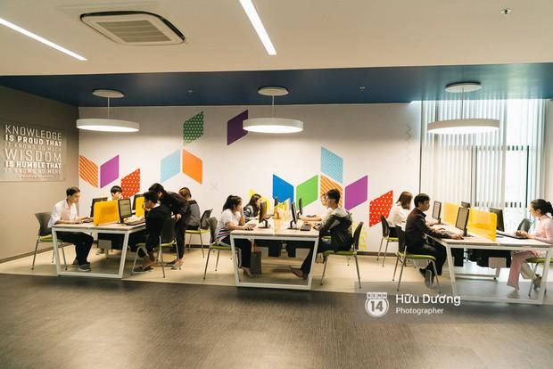 Thư viện các trường Đại học ở Việt Nam: Nơi sang chảnh 129 tỷ đồng, nơi đẹp đến mức đứng đâu cũng ra ảnh nghìn like - Ảnh 18.