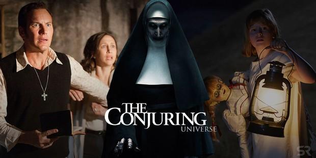 Cùng là vũ trụ kinh dị, vì sao The Conjuring lại thành công còn Dark Universe chịu phận chết yểu? - Ảnh 2.