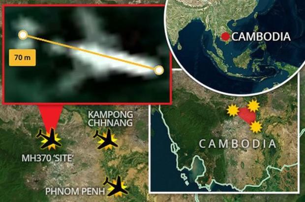 MH370 rơi ở khu vực Tam giác quỷ Bermuda mới? - Ảnh 1.
