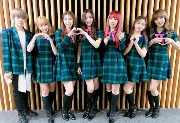 Girlgroup tân binh GWSN lại bị netizen so sánh với f(x) khi tiết lộ ý nghĩa tên nhóm - Ảnh 2.
