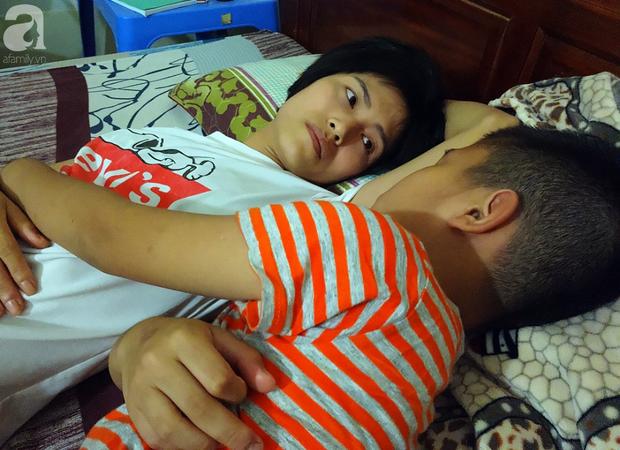 Bà mẹ đơn thân ung thư giai đoạn cuối giành giật sự sống từng ngày, mong được ôm con trong lòng mỗi đêm - Ảnh 4.