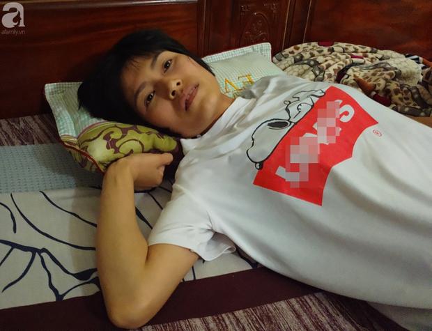 Bà mẹ đơn thân ung thư giai đoạn cuối giành giật sự sống từng ngày, mong được ôm con trong lòng mỗi đêm - Ảnh 6.