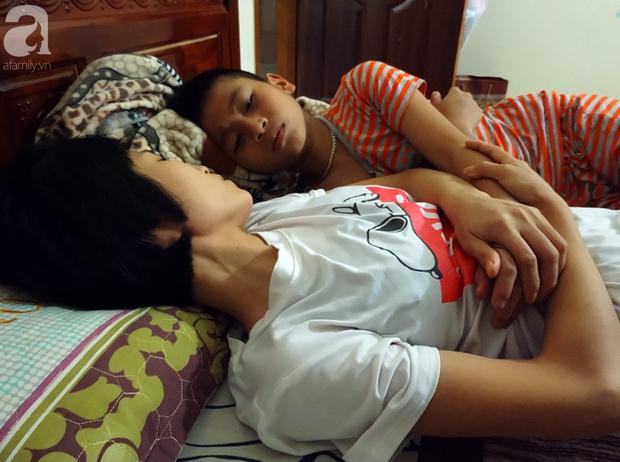 Bà mẹ đơn thân ung thư giai đoạn cuối giành giật sự sống từng ngày, mong được ôm con trong lòng mỗi đêm - Ảnh 7.