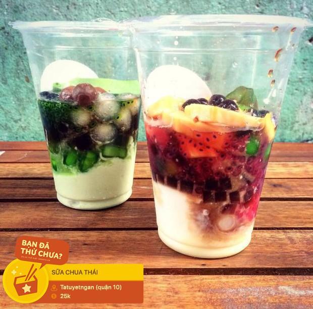 Có rất nhiều kiểu thưởng thức sữa chua thơm ngon mới lạ ở Sài Gòn, bạn đã thử hết chưa? - Ảnh 6.