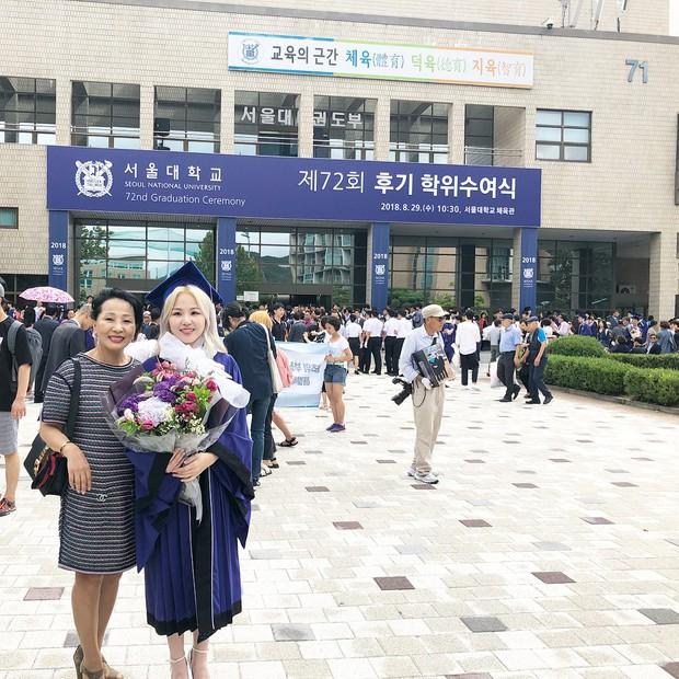 Đây là ngôi trường đã đào tạo ra hàng loạt tên tuổi gạo cội của làng giải trí Hàn Quốc như Lee Soon-jae, Kim Tae-hee - Ảnh 20.