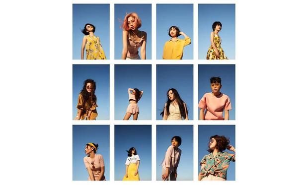 Tự may trang phục, sinh viên ĐH Mỹ thuật Công nghiệp có bộ ảnh chất như lookbook - Ảnh 6.