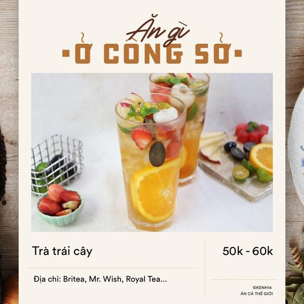 Dân công sở cai trà sữa bằng những món ăn ngon từ trái cây này - Ảnh 9.