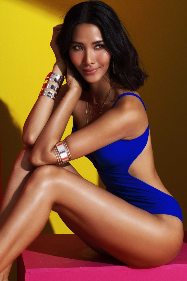 Tăng 6 kg cùng body cực nóng bỏng, đây là bước chuẩn bị đầu tiên của Hoàng Thuỳ cho Miss Universe 2019 - Ảnh 10.