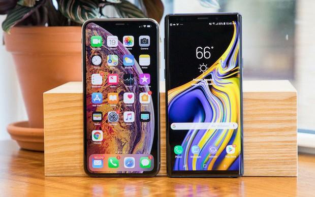 iPhone Xs Max vượt mặt Galaxy Note9 và Pixel 3 XL trong thử nghiệm pin mới nhất - Ảnh 1.