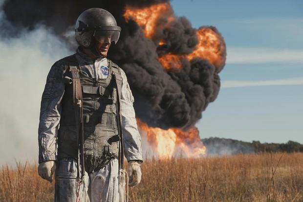 Hành trình chinh phục Mặt Trăng kịch tính và chóng mặt trong First Man - Ảnh 2.