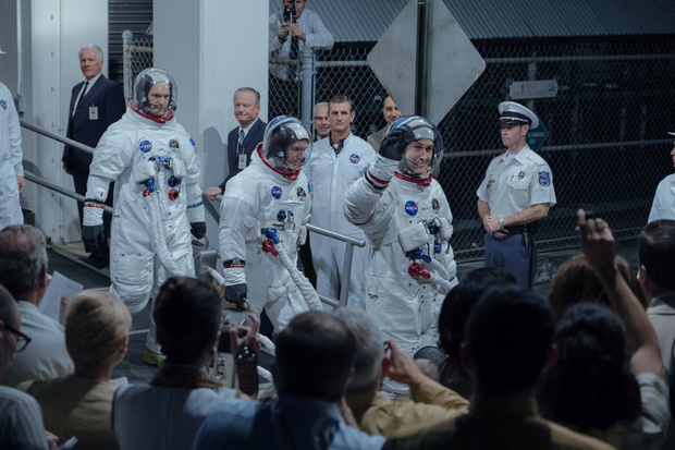 Hành trình chinh phục Mặt Trăng kịch tính và chóng mặt trong First Man - Ảnh 7.
