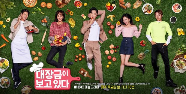 """Dae Jang Geum Is Watching – Phim ẩm thực Hàn """"vỗ béo"""" đôi mắt người xem - Ảnh 1."""