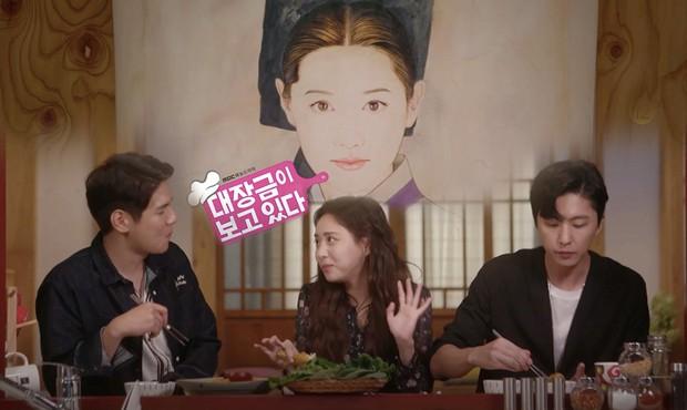 """Dae Jang Geum Is Watching – Phim ẩm thực Hàn """"vỗ béo"""" đôi mắt người xem - Ảnh 2."""