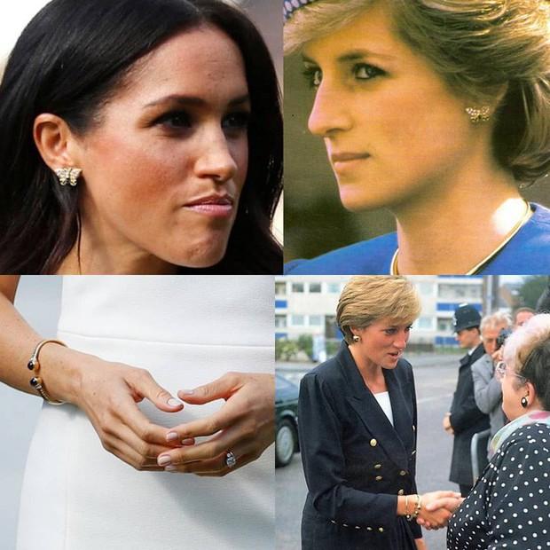 Ngay sau ngày công bố tin bầu bí, chỉ một hành động nhỏ đã thể hiện Meghan Markle tinh ý hơn chị dâu Kate Middleton - Ảnh 4.