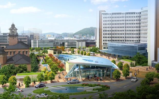 Đây là ngôi trường đã đào tạo ra hàng loạt tên tuổi gạo cội của làng giải trí Hàn Quốc như Lee Soon-jae, Kim Tae-hee - Ảnh 1.