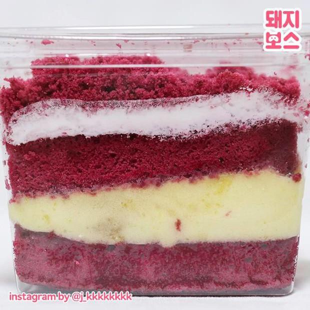 Chỉ vừa mới xuất hiện nhưng chiếc bánh này đã khiến giới trẻ Hàn xôn xao vì một loại nguyên liệu chẳng ai ngờ - Ảnh 2.