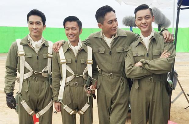 Bom tấn 1,5 nghìn tỉ đồng của Song Seung Hun - Trần Vỹ Đình bị hủy chiếu vì Phạm Băng Băng - Ảnh 3.