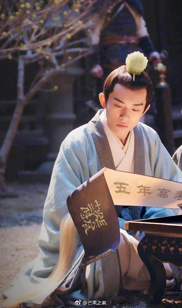 Dịch Dương Thiên Tỉ gây ấn tượng mạnh với vai Thái tử trong Trường An 12 Canh Giờ - Ảnh 3.