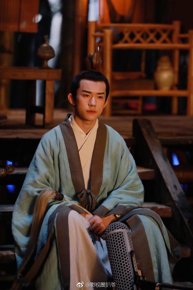 Dịch Dương Thiên Tỉ gây ấn tượng mạnh với vai Thái tử trong Trường An 12 Canh Giờ - Ảnh 4.