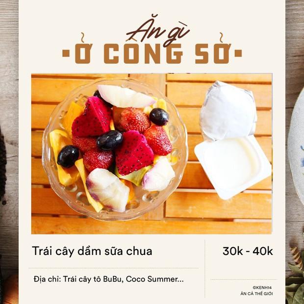 Dân công sở cai trà sữa bằng những món ăn ngon từ trái cây này - Ảnh 7.