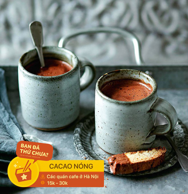 Mùa đông Hà Nội: Những món ăn phải thưởng thức trong ngày gió se lạnh - Ảnh 18.