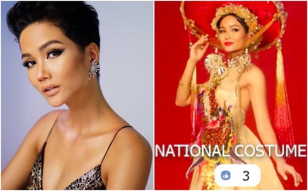 H'Hen Niê tại Miss Universe bất ngờ hé lộ trang phục dân tộc - Ảnh 1.