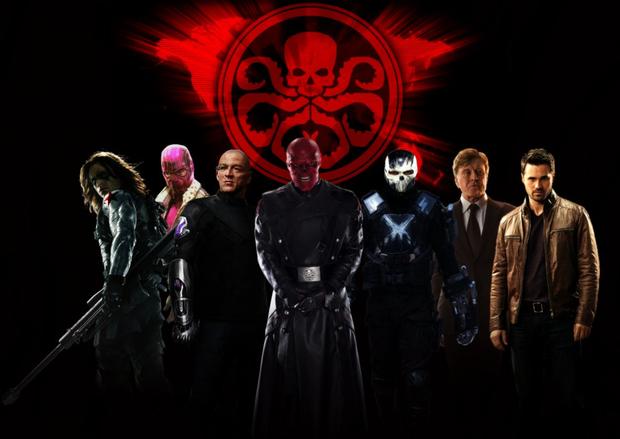 6 tổ chức bóng đêm ác đến rợn người trên màn ảnh Hollywood - Ảnh 1.