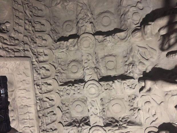 Nhờ công nghệ in 3D, Trung Quốc nay đã có thể tạo ra một hang động khổng lồ làm từ nhựa - Ảnh 1.