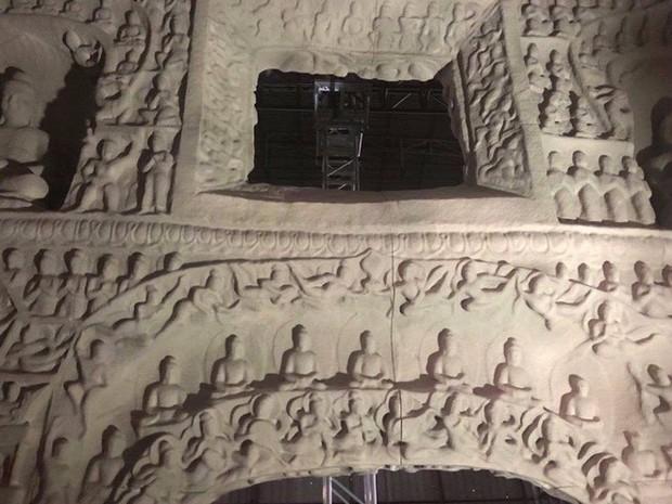 Nhờ công nghệ in 3D, Trung Quốc nay đã có thể tạo ra một hang động khổng lồ làm từ nhựa - Ảnh 2.