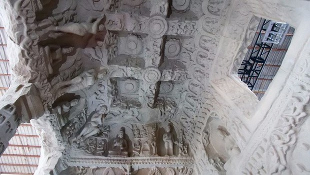 Nhờ công nghệ in 3D, Trung Quốc nay đã có thể tạo ra một hang động khổng lồ làm từ nhựa - Ảnh 3.