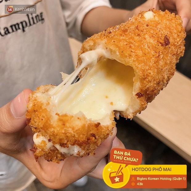 Không ngờ món fast-food tưởng như chai mặt ở Sài Gòn này lại có nhiều phiên bản sáng tạo đến thế - Ảnh 6.