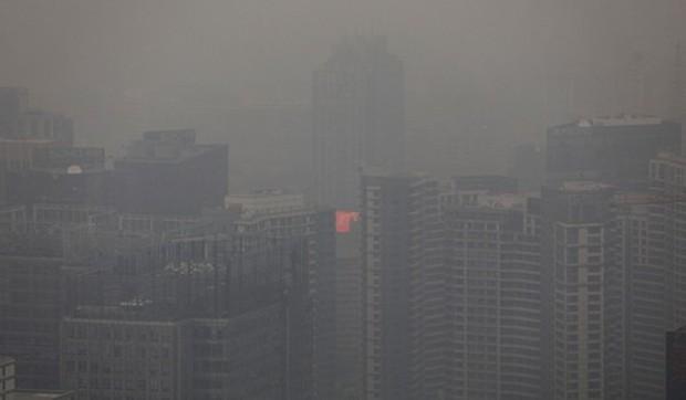 Sương mù ô nhiễm của Bắc Kinh trở lại do dân chúng dùng nước hoa và gel xịt tóc? - Ảnh 2.