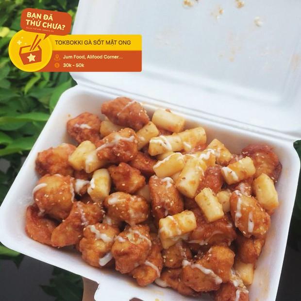 Đủ kiểu thưởng thức tokbokki ở Sài Gòn dành cho hội đam mê ẩm thực Hàn Quốc - Ảnh 7.