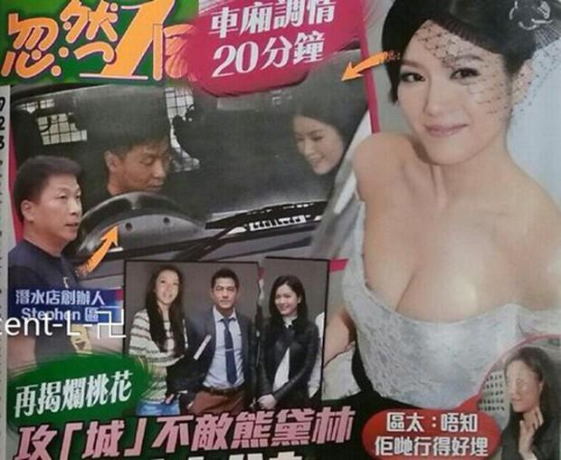 Hoa hậu ân ái trong ô tô tổ chức đám cưới đổi đời với đại gia Hong Kong, đeo nhẫn kim cương 5 tỷ trên tay - Ảnh 17.