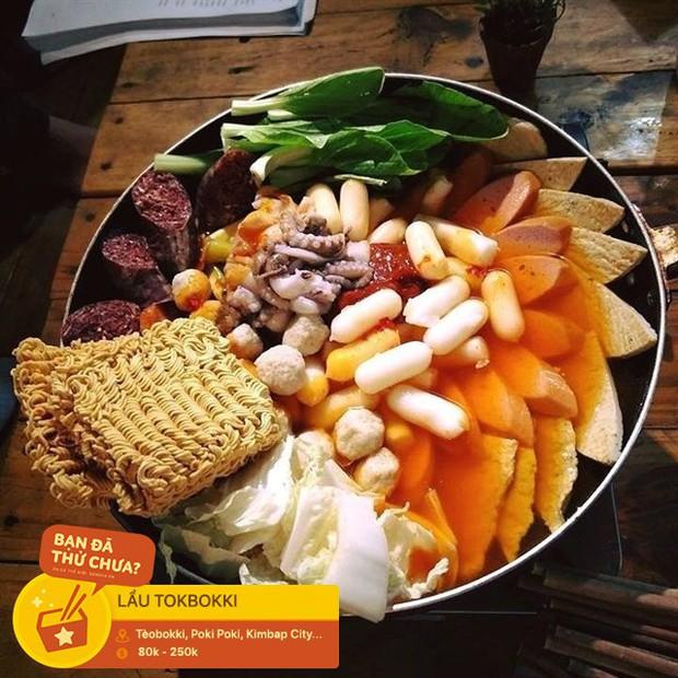 Đủ kiểu thưởng thức tokbokki ở Sài Gòn dành cho hội đam mê ẩm thực Hàn Quốc - Ảnh 9.