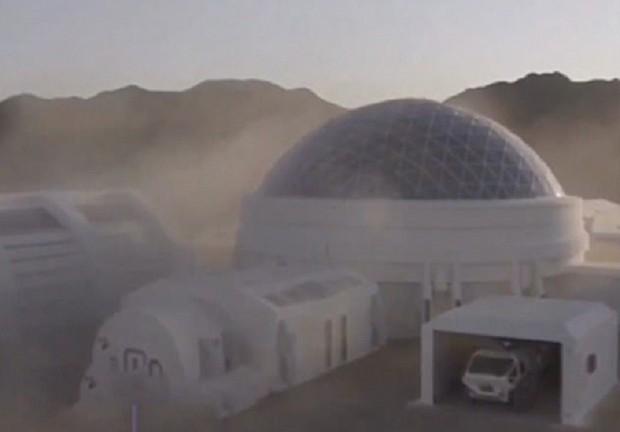 Mô phỏng nhiều kì quan thế giới chán chê, Trung Quốc nay chi hẳn nghìn tỉ đồng xây dựng luôn cả Sao Hỏa - Ảnh 2.