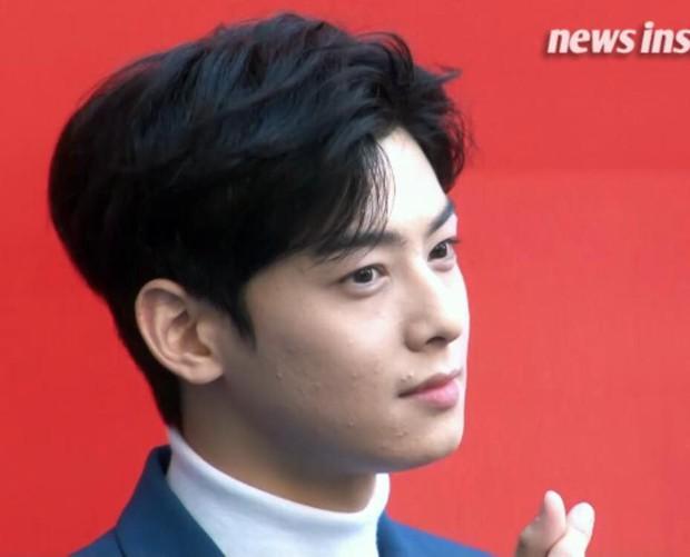 Trước khi lộ hình ảnh lấm tấm mụn, mỹ nam Cha Eun Woo từng gây sốt với khuôn mặt mộc trong show thực tế này! - Ảnh 8.