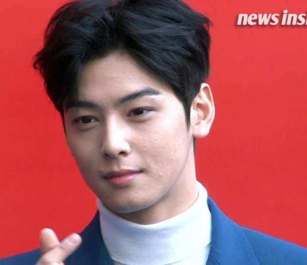 Trước khi lộ hình ảnh lấm tấm mụn, mỹ nam Cha Eun Woo từng gây sốt với khuôn mặt mộc trong show thực tế này! - Ảnh 9.