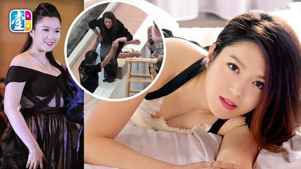 Hoa hậu ân ái trong ô tô tổ chức đám cưới đổi đời với đại gia Hong Kong, đeo nhẫn kim cương 5 tỷ trên tay - Ảnh 19.