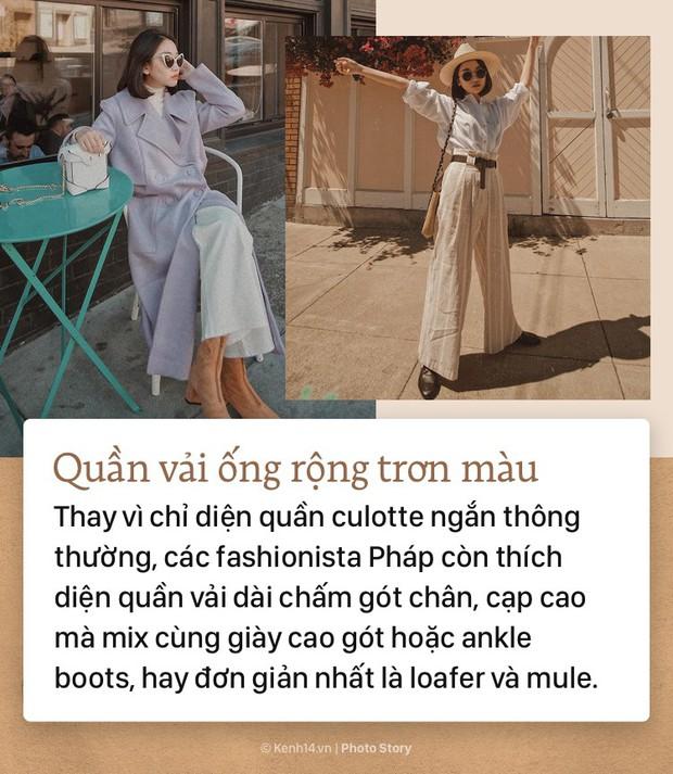 6 item giúp bạn ăn mặc đỉnh cao như những fashionista nước Pháp - Ảnh 9.
