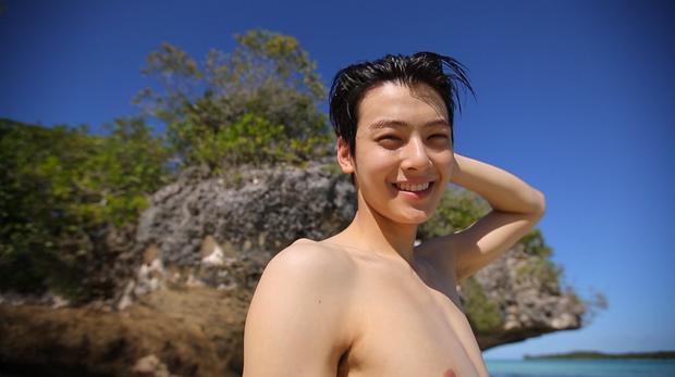 Trước khi lộ hình ảnh lấm tấm mụn, mỹ nam Cha Eun Woo từng gây sốt với khuôn mặt mộc trong show thực tế này! - Ảnh 4.