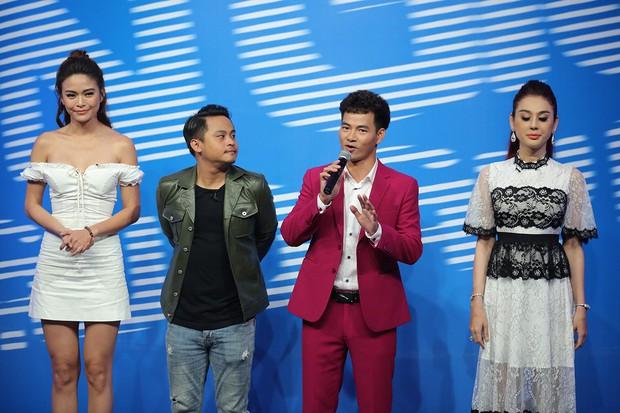 Lâm Khánh Chi - Trấn Thành cung đấu tưng bừng trên sân khấu Ơn giời - Ảnh 1.