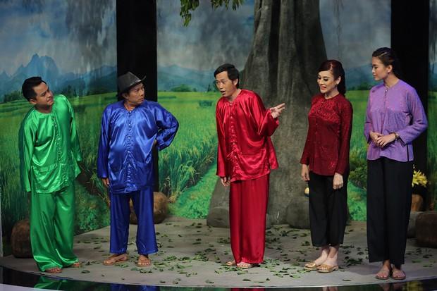 Lâm Khánh Chi - Trấn Thành cung đấu tưng bừng trên sân khấu Ơn giời - Ảnh 4.