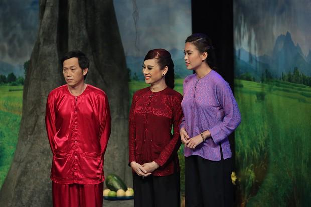 Lâm Khánh Chi - Trấn Thành cung đấu tưng bừng trên sân khấu Ơn giời - Ảnh 5.
