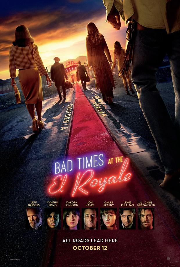 Bad Times at the El Royale: Món ăn lạ đầy bất ngờ từ thập niên 60 - Ảnh 2.