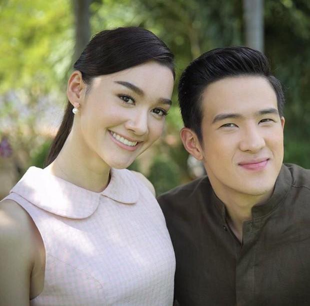 Anh xã quốc dân đình đám Thái Lan James Ma đang hẹn hò bông hồng lai được đàn ông Thái khao khát nhất? - Ảnh 3.