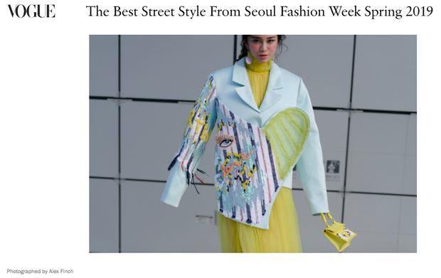 Hóa ra ngoài Phí Phương Anh, Hoàng Oanh... chúng ta còn có thêm một nhân tố bí ẩn chinh phục được Vogue - Ảnh 1.