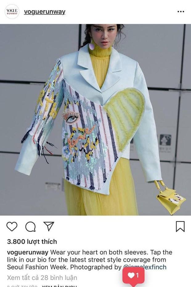 Hóa ra ngoài Phí Phương Anh, Hoàng Oanh... chúng ta còn có thêm một nhân tố bí ẩn chinh phục được Vogue - Ảnh 2.