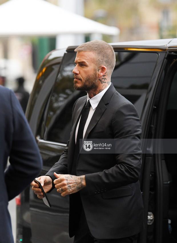 HOT: David Beckham vừa có mặt tại sự kiện ra mắt ô tô VINFAST ở Paris! - Ảnh 7.